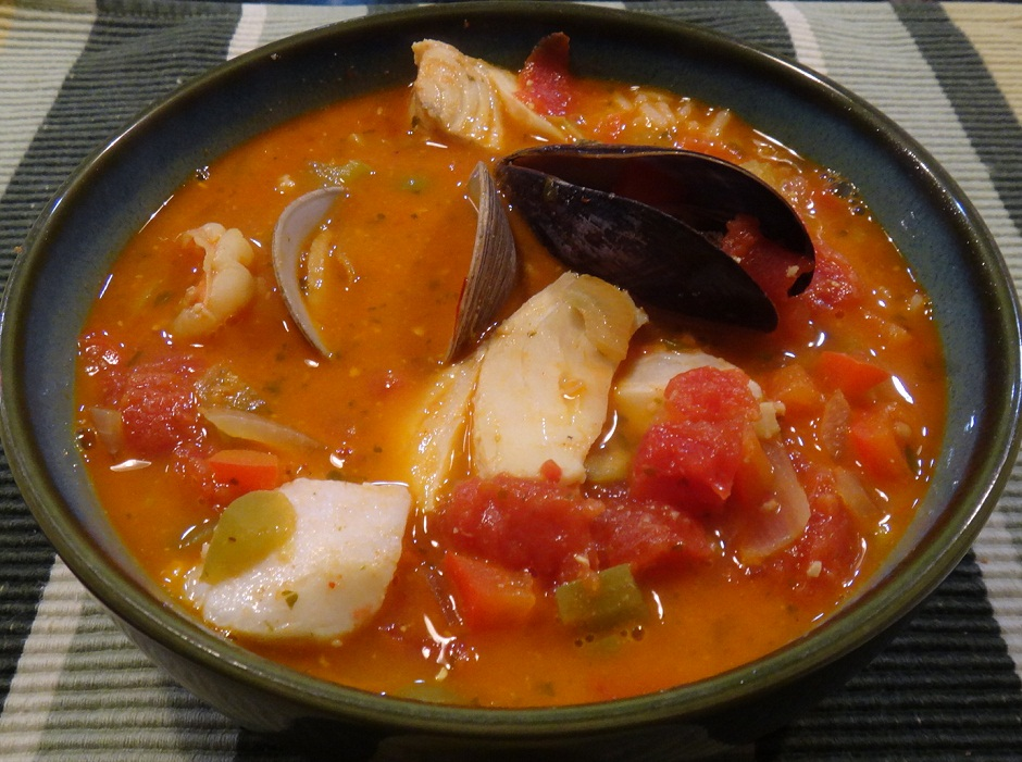 Catalan Fish Stew | Meals4One